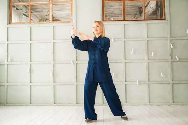 How Qigong Can Help Manage Anxiety